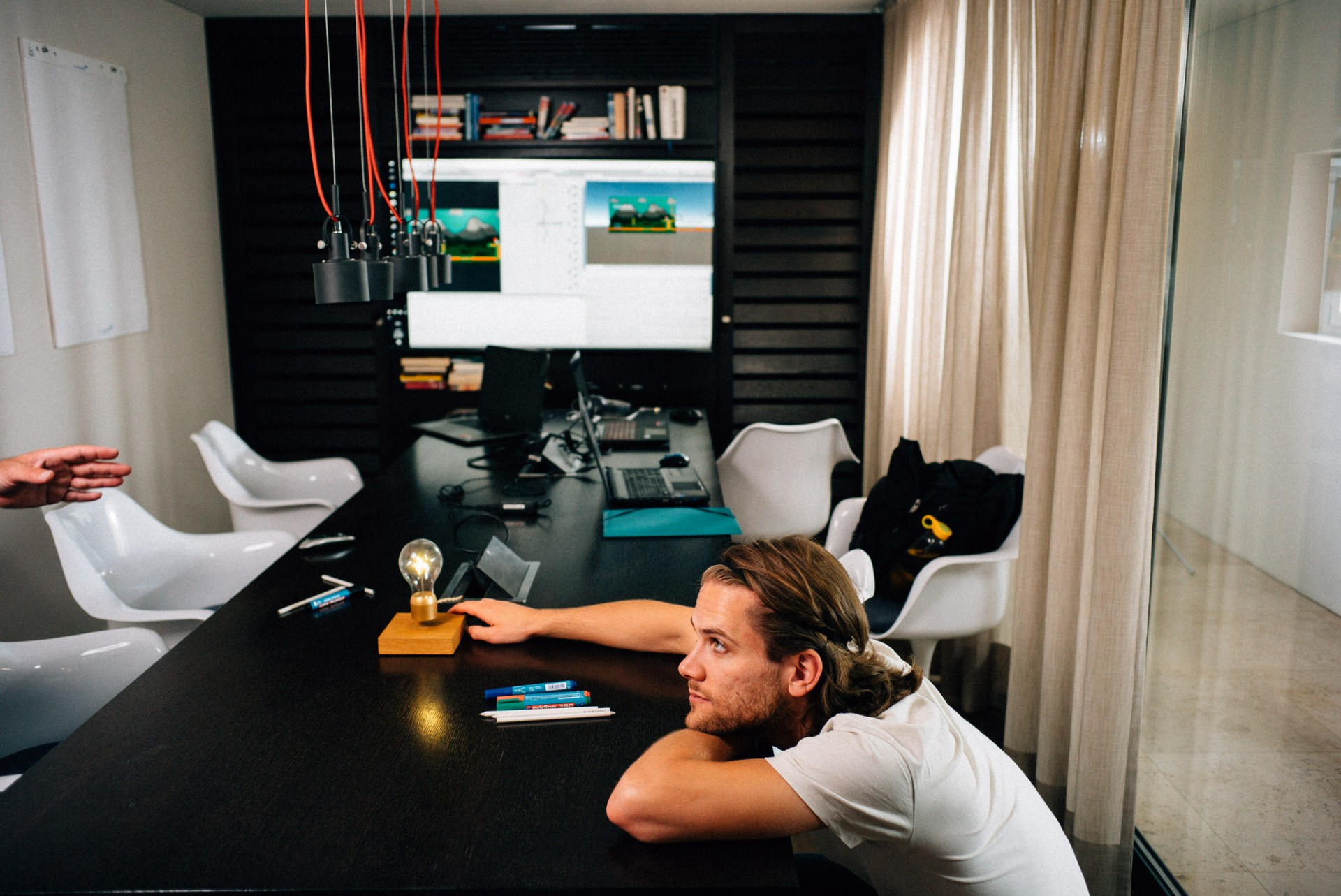 André Duhme AOK ON – Voller Leidenschaft